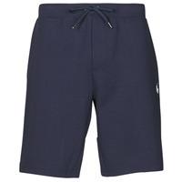 Odjeća Muškarci  Bermude i kratke hlače Polo Ralph Lauren SHORT DE JOGGING EN DOUBLE KNIT TECH LOGO PONY PLAYER Blue