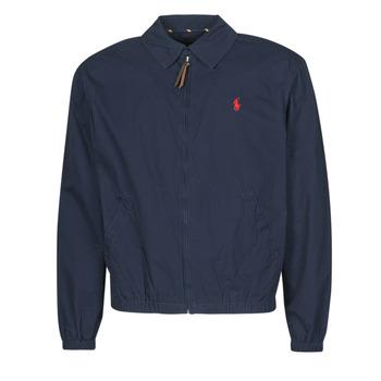 Odjeća Muškarci  Kratke jakne Polo Ralph Lauren BLOUSON BAYPORT EN COTON LEGER LOGO PONY PLAYER Blue