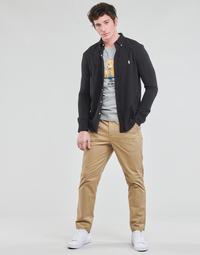 Odjeća Muškarci  Hlače s pet džepova Polo Ralph Lauren PANTALON CHINO PREPSTER AJUSTABLE ELASTIQUE AVEC CORDON INTERIEU Bež