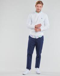 Odjeća Muškarci  Hlače s pet džepova Polo Ralph Lauren PANTALON CHINO PREPSTER AJUSTABLE ELASTIQUE AVEC CORDON INTERIEU Blue
