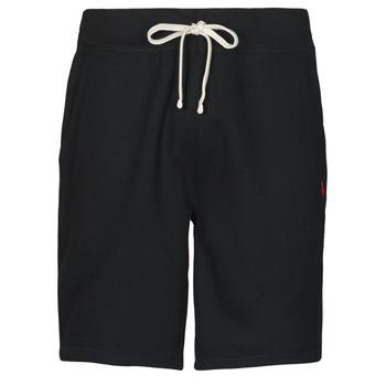 Odjeća Muškarci  Bermude i kratke hlače Polo Ralph Lauren SHORT MOLTONE EN COTON LOGO PONY PLAYER Crna