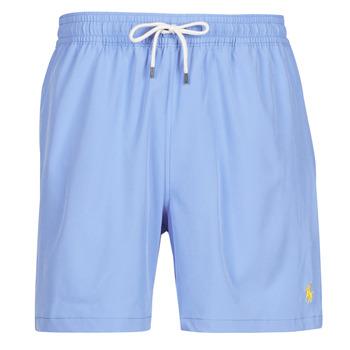 Odjeća Muškarci  Kupaći kostimi / Kupaće gaće Polo Ralph Lauren MAILLOT SHORT DE BAIN EN NYLON RECYCLE, CORDON DE SERRAGE ET POC Blue