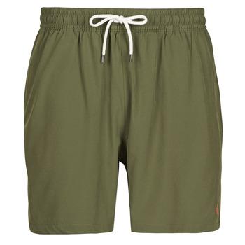 Odjeća Muškarci  Kupaći kostimi / Kupaće gaće Polo Ralph Lauren MAILLOT SHORT DE BAIN EN NYLON RECYCLE, CORDON DE SERRAGE ET POC Kaki