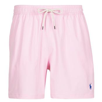 Odjeća Muškarci  Kupaći kostimi / Kupaće gaće Polo Ralph Lauren MAILLOT SHORT DE BAIN EN NYLON RECYCLE, CORDON DE SERRAGE ET POC Ružičasta