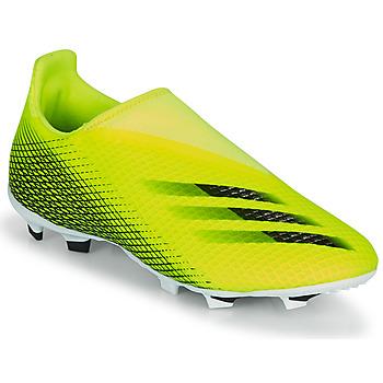 Obuća Djeca Nogomet adidas Performance X GHOSTED.3 LL FG J Žuta / Crna