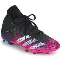 Obuća Djeca Nogomet adidas Performance PREDATOR FREAK .3 F Crna / Ružičasta