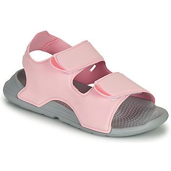 Obuća Djevojčica Sandale i polusandale adidas Performance SWIM SANDAL C Ružičasta