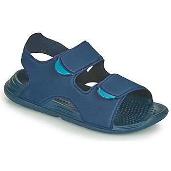 Obuća Dječak  Sandale i polusandale adidas Performance SWIM SANDAL C Blue
