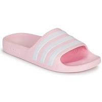 Obuća Djevojčica Sandale i polusandale adidas Performance ADILETTE AQUA K Ružičasta