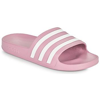 Obuća Žene  Sportske natikače adidas Performance ADILETTE AQUA Ružičasta
