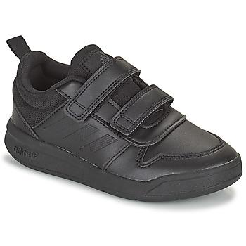 Obuća Djeca Niske tenisice adidas Performance TENSAUR C Crna