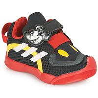 Obuća Djeca Niske tenisice adidas Performance ACTIVEPLAY MICKEY I Crna / Red