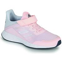 Obuća Djevojčica Niske tenisice adidas Performance DURAMO SL C Ružičasta