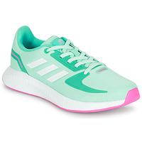 Obuća Djevojčica Niske tenisice adidas Performance RUNFALCON 2.0 K Tirkizna / Ružičasta
