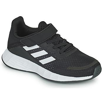 Obuća Djeca Niske tenisice adidas Performance DURAMO SL C Crna / Bijela