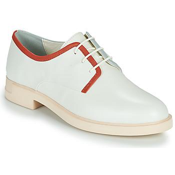 Obuća Žene  Derby cipele Camper TWINS Bijela
