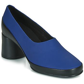 Obuća Žene  Salonke Camper UPRIGHT Blue / Crna
