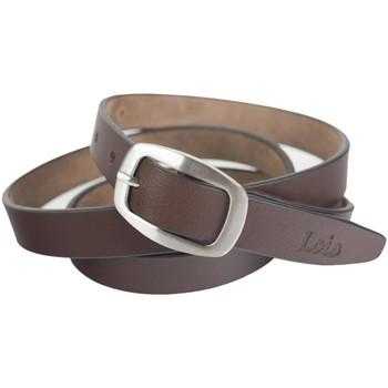 Tekstilni dodaci Remeni Lois Unisex Leather Brown