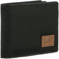 Torbe Dječak  Novčanici Lois DECKER Djecak horizontalni portfelj Crni