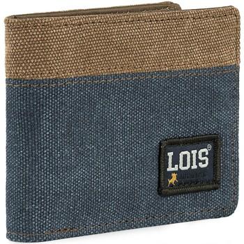 Torbe Muškarci  Novčanici Lois BAYARD Djecak horizontalni portfelj Plava