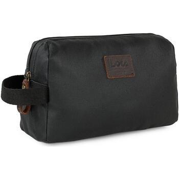Torbe Muškarci  Kozmetičke torbice Lois HUBBARD Neceser za muskarce Crni