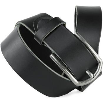 Tekstilni dodaci Remeni Jaslen Hebijon Leather Crni