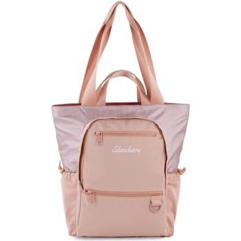 Torbe Ručne torbe Skechers ANGELS Dzep shopping unisex Magla Pink