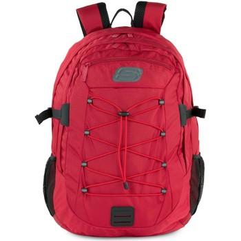 Torbe Ruksaci Skechers WHITNEY Unisex casual ruksak Grimizno crvena