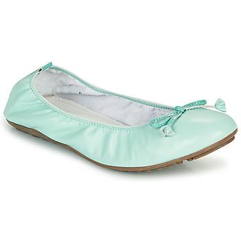 Obuća Žene  Balerinke i Mary Jane cipele Mac Douglas ELIANE Blue