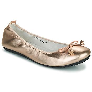 Obuća Žene  Balerinke i Mary Jane cipele Mac Douglas ELIANE Ružičasta / Gold