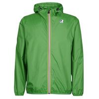 Odjeća Vjetrovke K-Way LE VRAI CLAUDE 3.0 Zelena