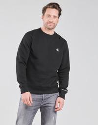 Odjeća Muškarci  Sportske majice Calvin Klein Jeans J30J314536-BAE Crna