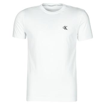 Odjeća Muškarci  Majice kratkih rukava Calvin Klein Jeans YAF Bijela