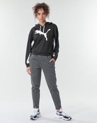 Odjeća Žene  Donji dio trenirke Puma Evostripe Pants Siva / Crna