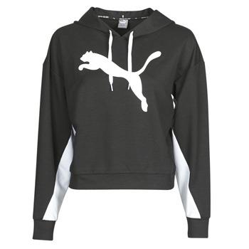Odjeća Žene  Sportske majice Puma Modern Sports Hoodie Crna