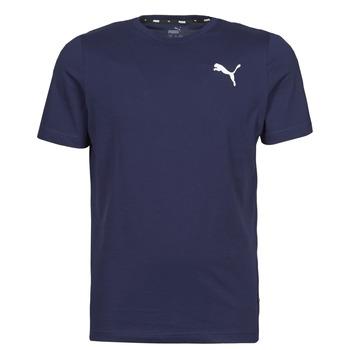 Odjeća Muškarci  Majice kratkih rukava Puma ESS TEE Blue