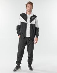Odjeća Muškarci  Dvodijelne trenirke Puma Woven Suit CL Crna / Bijela