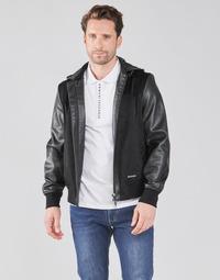 Odjeća Muškarci  Kratke jakne Armani Exchange 3KZB03-ZE1AZ Crna