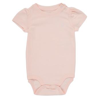 Odjeća Djevojčica Pidžame i spavaćice Polo Ralph Lauren POLINE Ružičasta