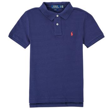Odjeća Dječak  Polo majice kratkih rukava Polo Ralph Lauren FRANCHI Blue