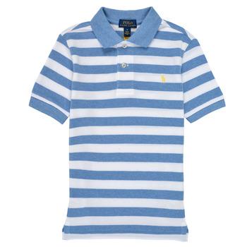 Odjeća Dječak  Polo majice kratkih rukava Polo Ralph Lauren VRILLA Multicolour