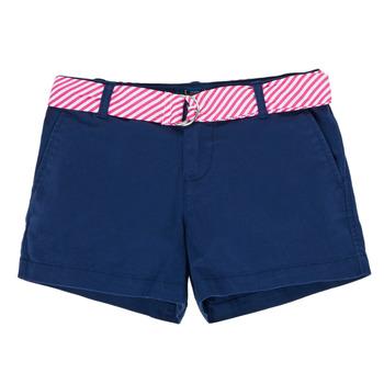 Odjeća Djevojčica Bermude i kratke hlače Polo Ralph Lauren FILLI Blue