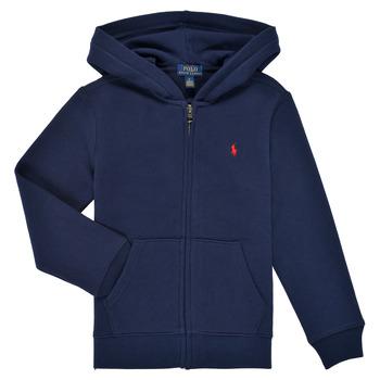 Odjeća Dječak  Sportske majice Polo Ralph Lauren SIDOINE Blue