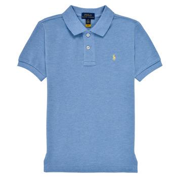 Odjeća Dječak  Polo majice kratkih rukava Polo Ralph Lauren BLEUNI Blue