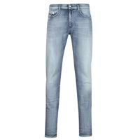 Odjeća Muškarci  Slim traperice Diesel D-STRUKT Blue / Svijetla