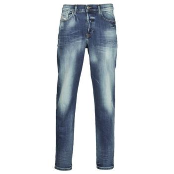 Odjeća Muškarci  Traperice ravnog kroja Diesel D-FINNING Blue