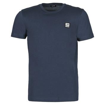 Odjeća Muškarci  Majice kratkih rukava Diesel A00356-0AAXJ-81E Blue