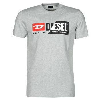 Odjeća Muškarci  Majice kratkih rukava Diesel 00SDP1-0091A-912 Siva