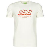 Odjeća Muškarci  Majice kratkih rukava Diesel A01849-0GRAM-129 Bijela