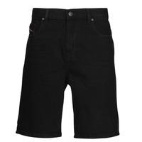 Odjeća Muškarci  Bermude i kratke hlače Diesel A02648-0HBAG-02 Crna